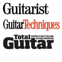 Guitar Mag Titles Logo